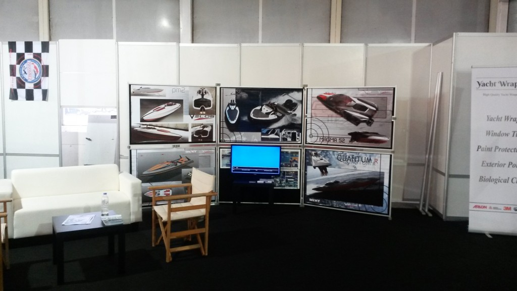 MEKY in Athens Boat Show 2016